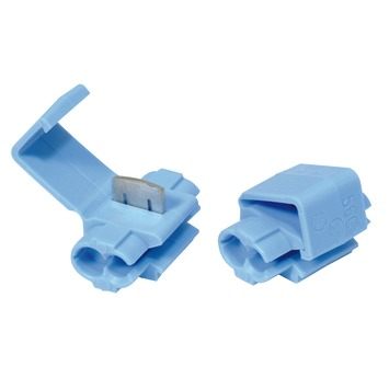Profile connector blauw 0,75-1,5 mm² 10 st