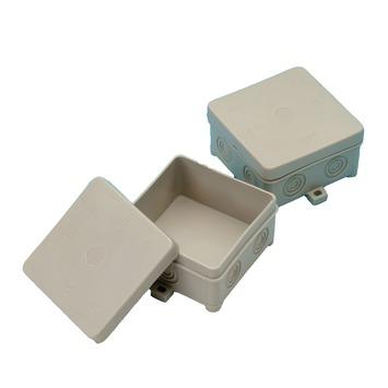 Boîte de dérivation 7 entrées Profile gris 5 pièces