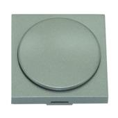 Bouton rotatif pour variateur universel Niko bronze