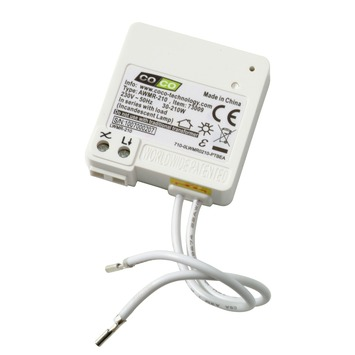 Mini-interrupteur encastrable 230 W Trust Smarthome AWMR-230