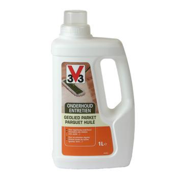 V33 onderhoud geolied parket kleurloos 1 L