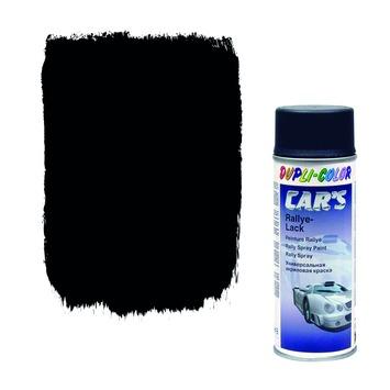 Laque en aérosol Dupli-Color Car's mat noir 400 ml