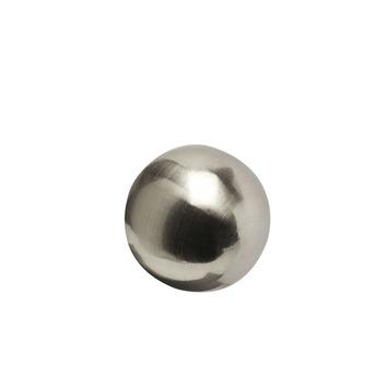 Intensions Modern knop bol inox ø20 mm 2 st