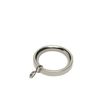 Intensions Modern ring met inlage en oog inox ø20 mm 6 st