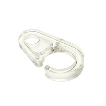 Your Choice Natural ring overklikoog transparant 20 st