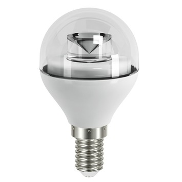 Ampoule led globe transparent Prolight E14 250Lm 3,8W
