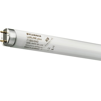 Tube fluo Sylvania T8 840 G13 1350lm 18 W 4 pièces