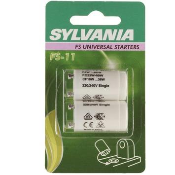 Sylvania starter FS-11 monoschakeling 2 stuks