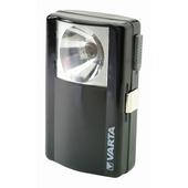 Lampe de poche Easyline Varta paLmlight 3R12 noir