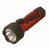 Lampe de poche led Professional Varta caoutchouc 2D