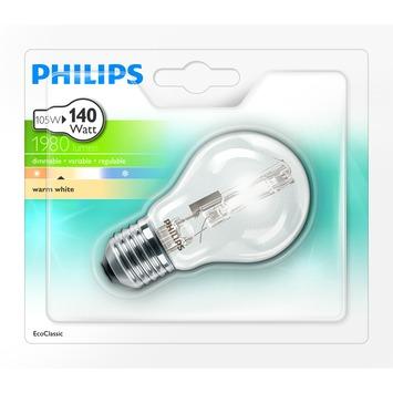 Ampoule poire Philips Eco Halo E27 1980 Lm 105W = 140W