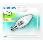 Philips ecohalogeen gedraaide kaarslamp halogeen E14 204 lumen 18W = 23W