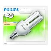 Ampoule économique Philips Genie E14 600 Lm 11W = 50W