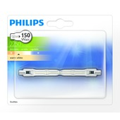 Ampoule crayon Philips Eco Halo R7S 118 mm 2250 Lm 120W = 150W dimmable