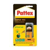 Colle epoxy Super mix universal Pattex 11 ml