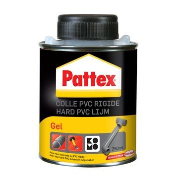 Colle PVC rigide gel Pattex 250 ml