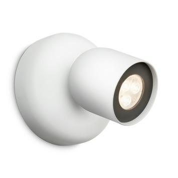 Spot Zesta Philips LED intégré 6W = 56W blanc