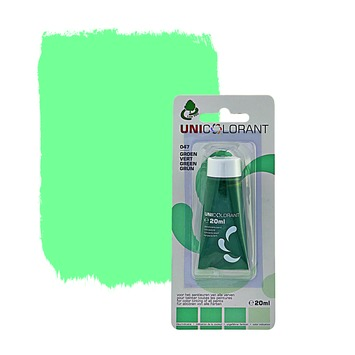 Colorant kleurpasta groen 20 ml