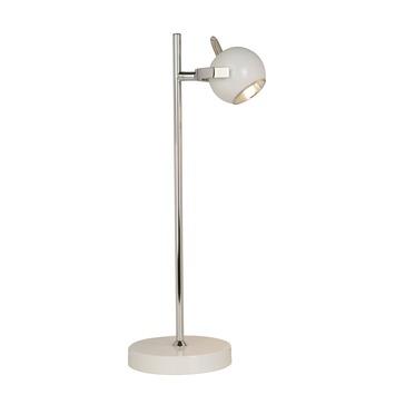 Lampe de table Lotte chromé