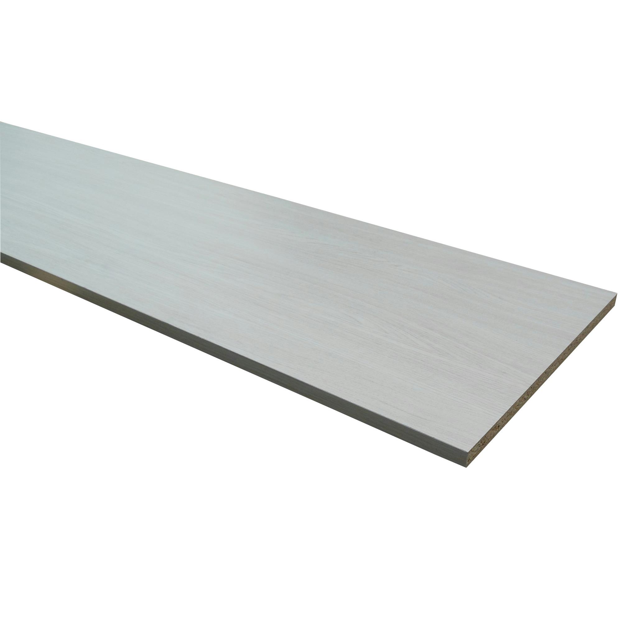 panneau de meuble pefc 18 mm 250x40 cm ch ne blanc panneaux pour meubles panneaux pour. Black Bedroom Furniture Sets. Home Design Ideas