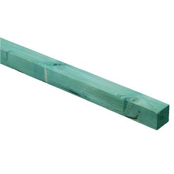 Sapin imprégné 46x46 mm 300 cm vert