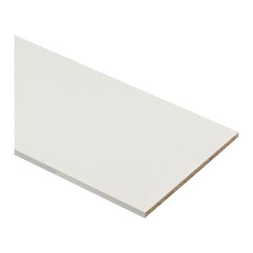 OK meubelpaneel wit 200x40 cm 16 mm