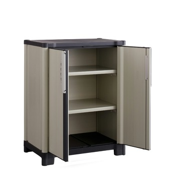 Grosfillex Workline armoire gris;anthracite