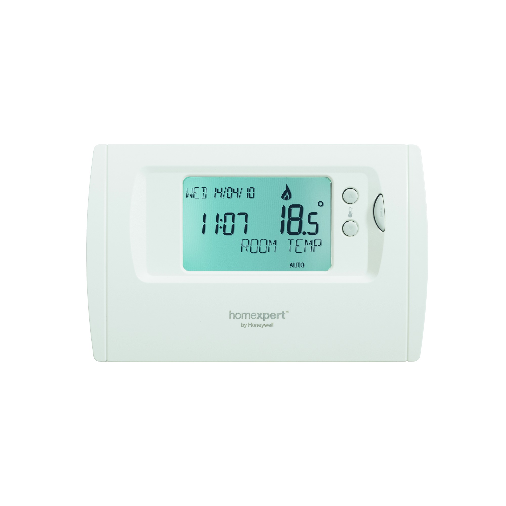thermostat d 39 ambiance programmable honeywell num rique 7 jours thermostats chauffage central. Black Bedroom Furniture Sets. Home Design Ideas
