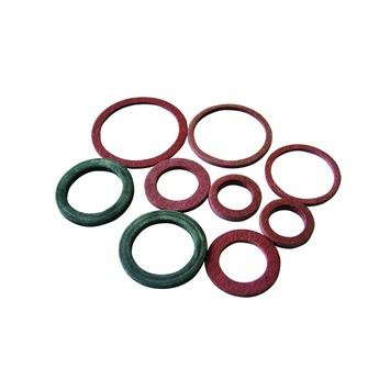 """Van Marcke dichtingsring ø1/2"""" ø3/4"""" ø4/4"""" rubber + fiber"""