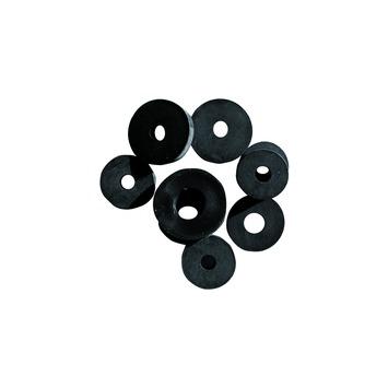 Van Marcke kraanschijf voor progressief kraanwerk ø8 - ø21 mm rubber 9 stuks