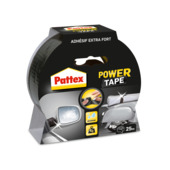 Pattex Powertape 50 mm x 25 m zwart