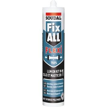 Fix All flexi Soudal noir 290 ml
