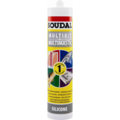 Soudal multikit transparant 300 ml