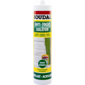 Mastic isolation Soudal blanc 300 ml