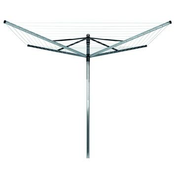 Séchoir parapluie Lift-o-Matic Brabantia 50 m avec housse