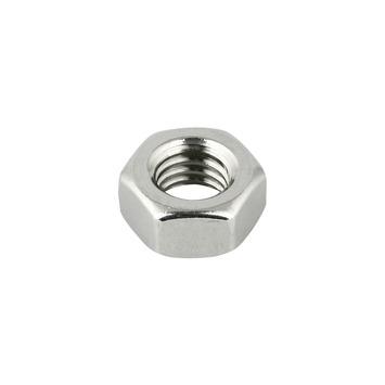 Écrou hexagonal GAMMA M08 inox 8 pièces
