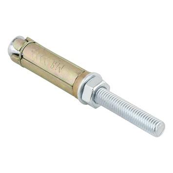 GAMMA keilbout M8 100x50 mm verzinkt 2 stuks