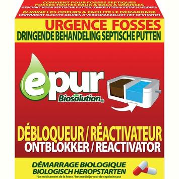 Epur Biosolution ontblokker/reactivator 500 g