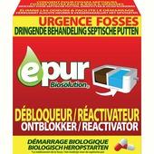 Epur Biosolution déboucheur/réactivateur 500 g