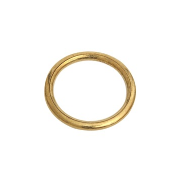 Intensions Practical Extra ring gordijnroede messing goud ø13 mm 24 st
