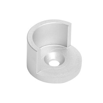 Intensions Practical steun voor roede aluminium ø20 mm 2 st