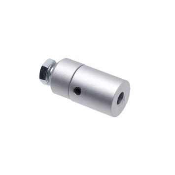 Intensions Practical steun voor roede aluminium ø20 mm 3 cm 2 st