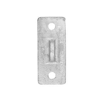 Support d'articulation Ø 42 mm fer