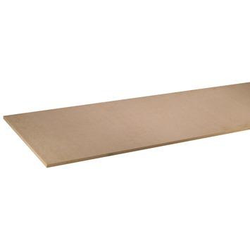 Meubelpaneel MDF bruin pefc 244x60 cm 18 mm