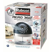 Absorbeur d'humidité Aéro 360° Rubson 450 g