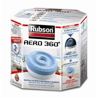 Recharge pour absorbeur d 39 humidit a ro 360 rubson neutre - Absorbeur d humidite efficace ...
