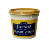 Mastic vitrier SAM 1 kg