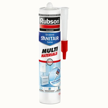 Rubson Sanitairkit Multi materials grijs 280 ml