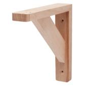 Duraline plankdrager 20x20 cm beuken