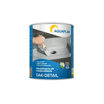 Détail-toiture Aquaplan  1,4 kg